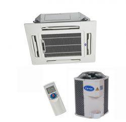 Ar Condicionado Split Cassete 36000 BTU/s Quente/Frio 220V Bifásico Carrier 40KWQA036515LC
