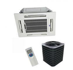 Ar Condicionado Split Cassete 46000 BTU/s Quente/Frio 380V Trifásico Carrier 40KWQA048515LC