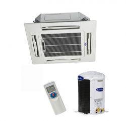 Ar Condicionado Split Cassete 18000 BTU/s Frio 220V Bifásico Carrier 40KWCB18C5