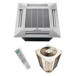 Ar Condicionado Split Cassete 36000 BTU/s Frio 220V Bifásico Electrolux ZI/ZE36F