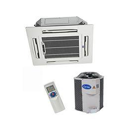 Ar Condicionado Split Cassete 36000 BTUs Frio 220V Bifásico Carrier 40KWCC36C5