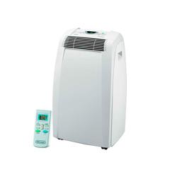 Ar Condicionado Portátil 10500 BTU/s Frio 110V Delonghi PAC C105