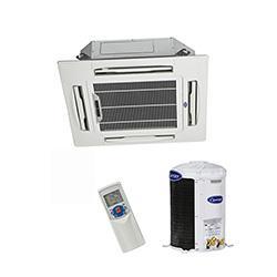 Ar Condicionado Split Cassete 18000 BTU/s Quente/Frio 220V Bifásico Carrier 40KWQA018515LC