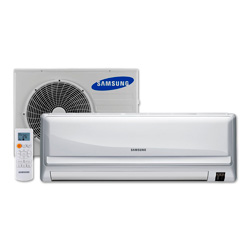Ar Condicionado Split 12000 BTU/s Quente/Frio 220V Samsung Max Plus AR12HPSUAWQNAZ