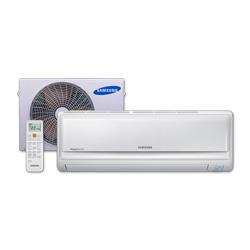 Ar Condicionado Split Samsung Max Plus On/Off 9000 Btus 220V Frio AR09HCSUBWQNAZ