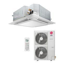Ar Condicionado Split Cassete 54.000 Btu/s Frio 220v Lg Inverter ATNQ54GMLE3