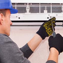 Instalação de Ar Condicionado Split Convencional 7500 a 10500 BTU/s