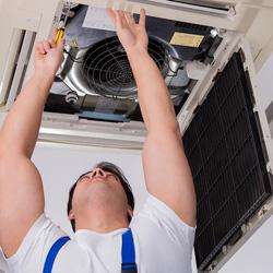 Instalação de Ar Condicionado Cassete Inverter 16000 a 180000 BTU/s