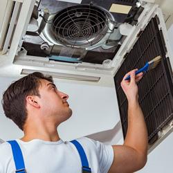 Limpeza de Ar Condicionado Cassete Inverter 16000 a 30000 BTU/s