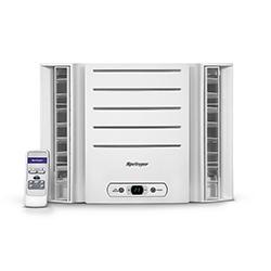 Ar Condicionado Janela 7500 Btu/S Frio 110v Springer Duo Eletronico QCE078RB