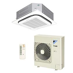 Ar Condicionado Split Cassete Inverter 36000 BTU/s Frio 220V Daikin Sky Air FCQ36KVL