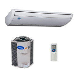 Ar Condicionado Split Piso Teto Inverter Carrier Space Inverter 54000 BTUs Frio 220v 1F 38CCV060515MC