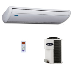 Ar Condicionado Split Piso Teto On Off Carrier Space 58.000 Btus Frio 380v 3F 42XQL60C5