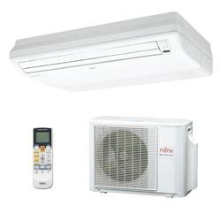 Ar Condicionado Split Piso Teto Inverter Fujitsu 17000 Btus Quente/Frio 220v 1F ABBF18LAT