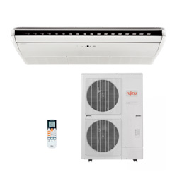 Ar Condicionado Split Teto Inverter Fujitsu 48000 Btus Quente/Frio 380v 3F ABBG54LRTA
