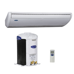 Ar Condicionado Split Piso Teto On/Off Carrier Space 58000 Btus Frio 380v 3F 42XQL60C5