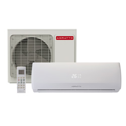 Ar Condicionado Split Hw On/Off Agratto Fit 18000 Btus Quente/Frio 220v Monofásico CCS18QF R4
