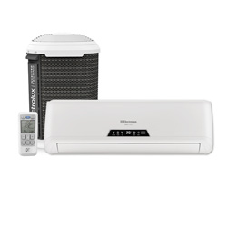 Ar Condicionado Split Inverter 9000 Btus Frio 220v Electrolux QI09F