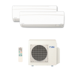 Ar Condicionado Multi Bi Split Daikin Inverter 2X9000 Btus 220V Quente/Frio 1F S3MXS1809P