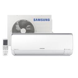 Ar Condicionado Split Hw Digital Inverter Samsung 12000 Btus Frio 220V Monofásico AR12MVSPBGMNAZ