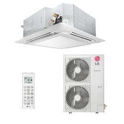 Ar Condicionado Split Cassete Inverter Lg 50000 Btus Quente/Frio 220V Monofásico ATNW60GMLP0