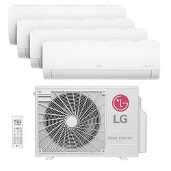 Ar Condicionado Multi Quadri Split Inverter Hw Lg 3X9000+1X12000 Btus Quente/Frio 220V 1F A5UW30GFA2