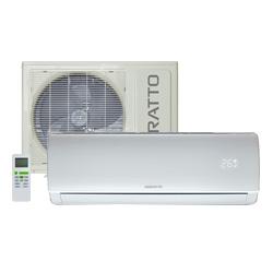 Ar Condicionado Split Hw On/off Eco Agratto 18000 Btus Quente/frio 220V Monofasico ECS18QF4-02