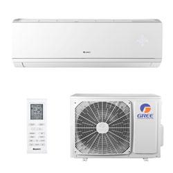 Ar Condicionado Split Hw Inverter Eco Garden Gree 12000 Btus Quente/frio 220V Monofasico GWH12QC-D3DNB8M