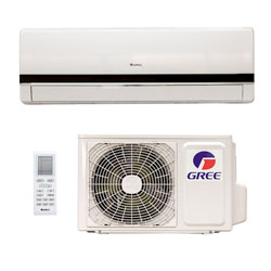 Ar Condicionado Split Hw On/off Aluminio Gree 12000 Btus Frio 220V Monofasico GWC12MB-D3NNA5E