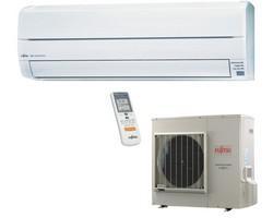 Ar Condicionado Split 9000 BTU/s Quente/Frio 220V Fujitsu Inverter ASBA09LGC