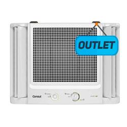 Ar Condicionado Janela Manual Consul 10.000 Btus 110V Frio CCB10DBANA - OUTLET
