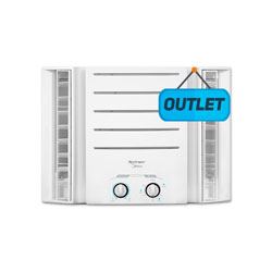 Ar Condicionado Janela Manual Springer Midea 10.000 Btus Frio 220V 1F QCI105BB  -  OUTLET