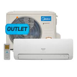 Ar Condicionado Split Hw Inverter Springer Midea 12000 Btus Quente/Frio 220V 1F 42MBQA12M5  - OUTLET