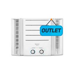 Ar Condicionado Janela Manual Springer Midea 7500 Btus Frio 220V 1F QCI075BB  -  OUTLET