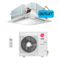 Ar Condicionado Split Cassete Inverter Lg 17000 Btus Frio 220V ATNQ18GPLE5 - OUTLET