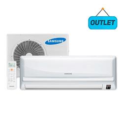 Ar Condicionado Split Max Plus Samsung 12000 Btus Frio 220V AR12KCFUAWQNAZ - OUTLET