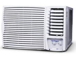 Ar Condicionado Janela 19000 BTU/s Quente/Frio 220V Springer Silentia Mecânico ZQA195BB