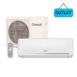 Ar Condicionado Split Hw Inverter Consul 18000 Btus Frio 220V Monofásico CBF18DBBNA - OUTLET