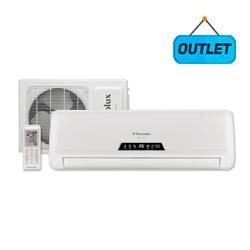 Ar Condicionado Split Techno Inverter Electrolux 12000 Btus Quente/Frio 220V BI/BE12R - OUTLET
