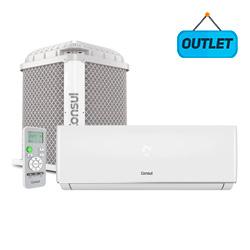Ar Condicionado Split Hw On/Off Consul 12000 Btus Frio 220V Monofásico CBN12BBBNA - OUTLET
